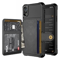 Luxury PU Leather Wallet for iPhone 12 11 SE XS XS Max 7 8 6 6S Plus Cases Wallet Flip Cover Buckle for Apple iPhone XR Fundas
