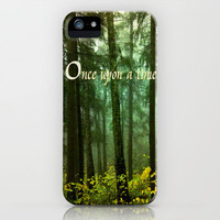 Once upon a time... iPhone Case by Armine Nersisyan | Society6