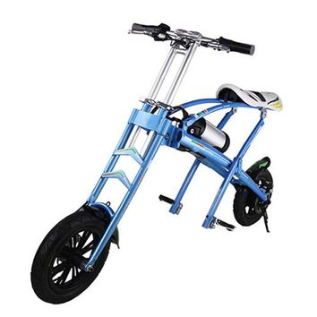 Folding Electric scooter CKW3-1 12'' Alloy