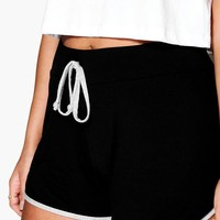 Plus Haven Contrast Tipping Runner Short