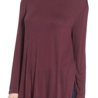 BP. Long Sleeve Tunic Tee | Nordstrom