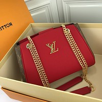 new lv louis vuitton womens leather shoulder bag lv tote lv handbag lv shopping bag lv messenger bags 272