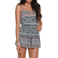 Kendall and Kylie Tie Back Romper at PacSun.com