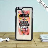 say hello to summer iPhone 6 Plus iPhone 6 Case