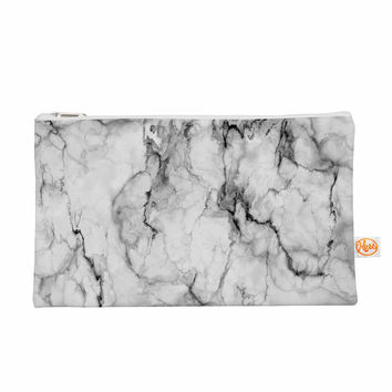 """Chelsea Victoria """"Marble No 2 """" Black Modern Everything Bag"""