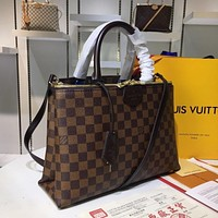2020 New Office VERSACE Women men Leather Monogram Handbag Neverfull Bags Tote Shoulder Bag Wallet Purse Bumbag Discount Cheap Bags Best Quality