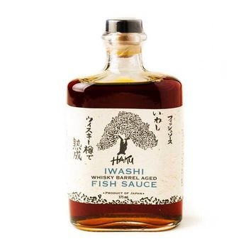 Fish Sauce Aged in Whisky Barrels from Japan, 12.7 oz (375mL)