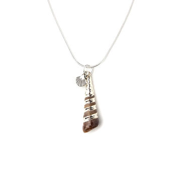 Coastal Cure Chain Necklace