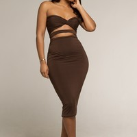 Mamas Boutique - Vida Dress (Pre Order) - Dresses - Clothing