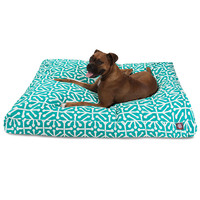 Pacific Aruba Large Rectangle Dog Bed
