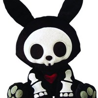 Toynami Skelanimals Encore Deluxe Jack Plush - Rabbit