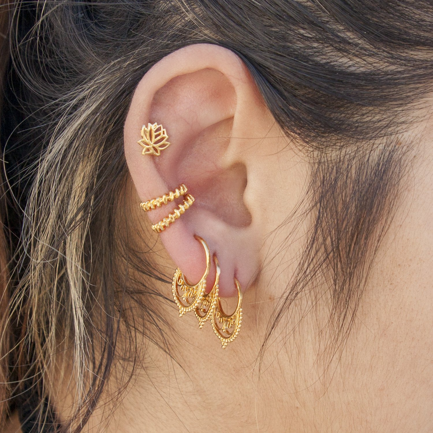 Image of The Seymour Earring Set