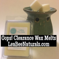 Oops! Clearance Wax Melts