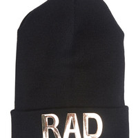 Rad Beanie | Wet Seal