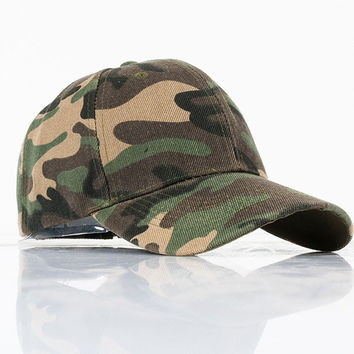 20 Mens Army Camo Cap Baseball Casquette Camouflage Hats For Men Hunting Camouflage Cap Women Blank Desert Camo Hat