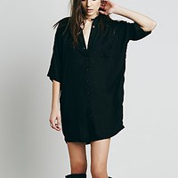 Motel Womens Stella Shirt Dress