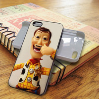 Disney Toy story Woody   For iPhone 5/5S Cases   Free Shipping   AH1172
