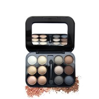 Professional maquiagem eyeshadow pallete Warm Palette Eye Shadow Cosmetic Makeup paleta de sombra 12 Colors