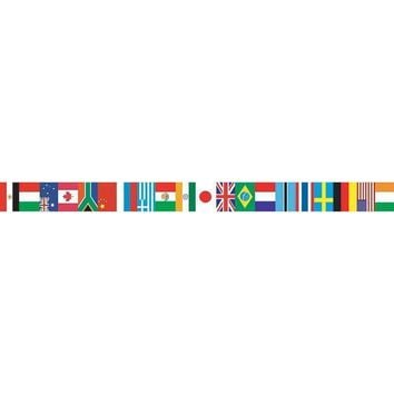 International Flags Spotlight