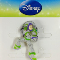 NEW Kids Crocs Buzz Light Year LIGHT UP Glow jibbitz shoe charm accessory