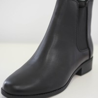 Desiree Booties - Black