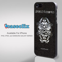 Avenged-Sevenfold-Nightmare-Limited Logo for Smartphone Case