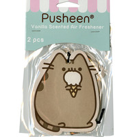 Pusheen Ice Cream Vanilla Air Freshener 2 Pack