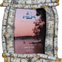 Outdoor Frames - Birchwood Tree Picture Frame