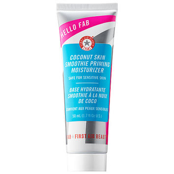 Hello FAB Coconut Skin Smoothie Priming Moisturizer - First Aid Beauty | Sephora