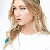 With Love From CA Boho Headwrap - Womens Jewelry - Multi - One