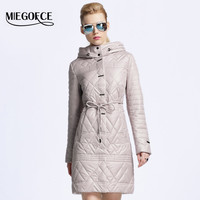 MIEGOFCE New spring jacket women winter coat women warm outwear Thin Padded cotton Jacket coat Womens Clothing