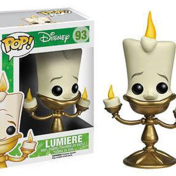 Funko Pop Disney: Beauty and the Beast - Lumiere Vinyl Figure