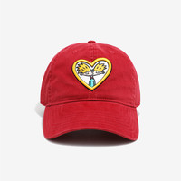 Hey Arnold Heart Dad Hat