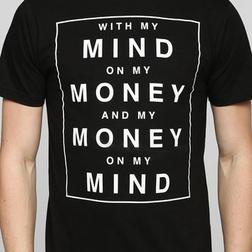 Money On My Mind Tee - Urban Outfitters