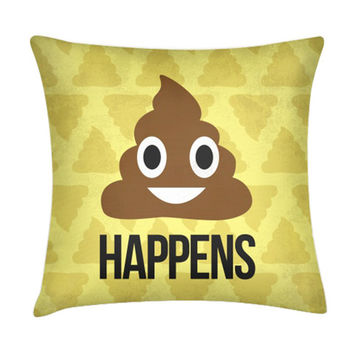 IT HAPPENS PILLOW