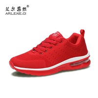 2018 New Arrival Breathable Outdoor Summer Tennis Shoes for Man Women Air Mesh Cushion Sports Athletic Sneakers Tenis Masculino