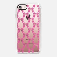 Party bows (Pink) iPhone 7 Case by Kanika Mathur | Casetify