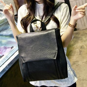 College Casual Comfort Back To School On Sale Hot Deal Stylish Korean Backpack [6582899143]