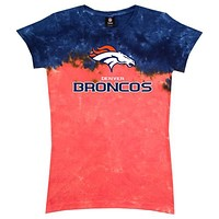 Denver Broncos - Banded Logo Juniors T-Shirt