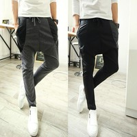 Winter Pants With Pocket Casual Sportswear [6533774279]