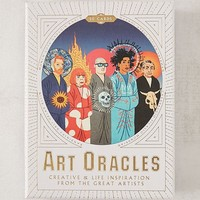 Art Oracle Cards + Guide Book | Urban Outfitters