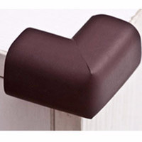 Child Security 1 X Rubber Bar Baby Proofing Table Corner Protector Child Baby Safety Desk Edge Corner