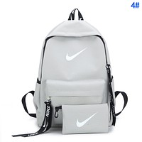 NIKE Popular Women Men Casual Daypack Travel Bag Backpack Shoulder Bag School 4#