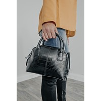 Plan For Everything Purse: Black