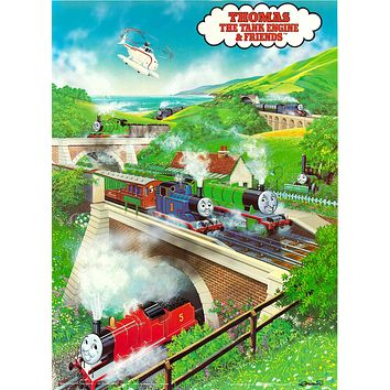 Poster: Thomas the Tank Engine and Friends (20x28)
