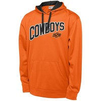 Oklahoma State Cowboys T-Formation Pullover Hoodie - Men