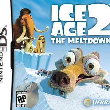Ice Age 2 The Meltdown - Nintendo DS (Very Good)
