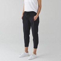 DCCKNQ2 Lululemon Women Fashion Sport Gym Pants Trousers