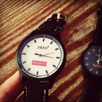 SUPREME Contracted watches