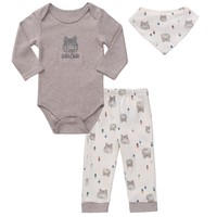 3 Piece Baby Outfit